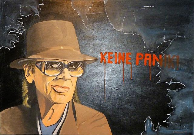 Udo Lindenberg Grafitti