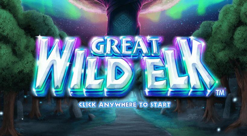 Great Wild Elk Spielautomat – Vorstellung